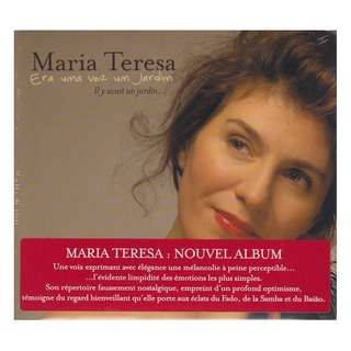 Maria Teresa: <Era Uma Vez Un Jardim> 2009 CD (Digipak) (Brand New)