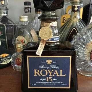 [RARE] Suntory Royal Whisky 15 Years