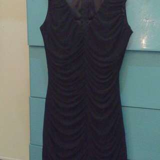 Lady Black dress