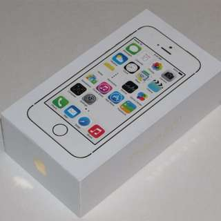 iPhone 5S Box Only