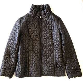 Black Winter Bubble Jacket - S