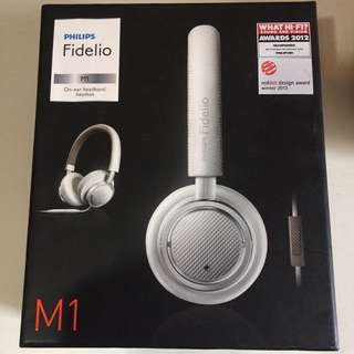 Philips Fidelio M1 Headphone