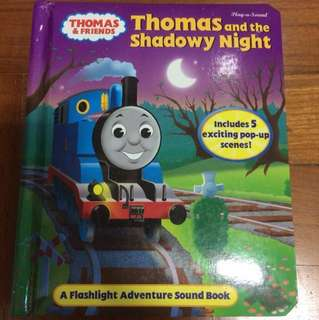 Thomas And Friends Thomas and the shadowy night No sound