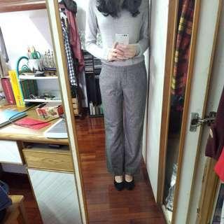 KOOKAI 羊毛褲#換季五折