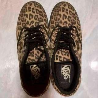 Original VANS Leopard