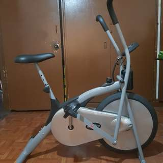 Time Sports Stationary Bike