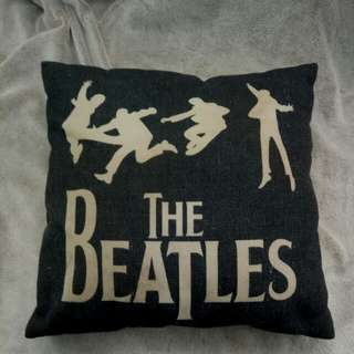 official 1990s The Beatles pillow