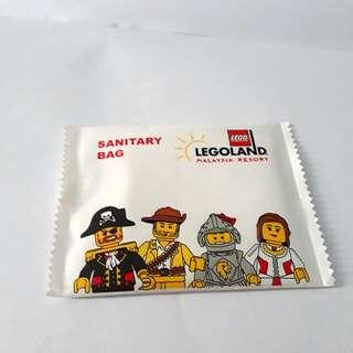 Legoland toiletries pack set