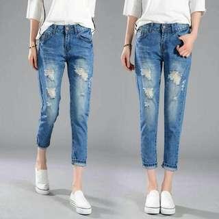 Denim boyfriend Jeans Size 28