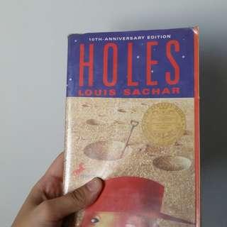 H.O.L.E.S by Louis Sachar