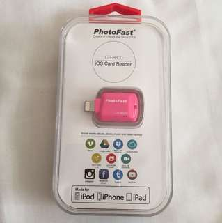 PhotoFast CR-8800 iOS Card Reader