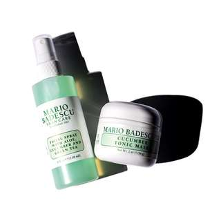 RM99 Promo. Mario Badescu Mask and Mist duo