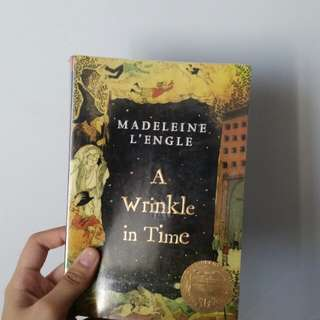 A Wrinkle in Time by Madeline L' engle