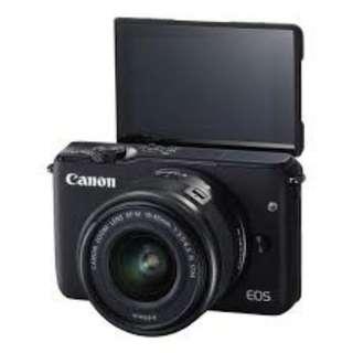 Canon M6 Bisa cicilan tanpa CC Proses kilat 3 menit aja