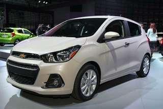 Chevrolet spark 1.4L murah