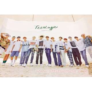 SEVENTEEN - TEEN AGE Official Poster