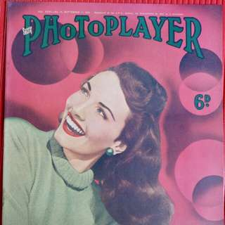 Photoplayer magazine
