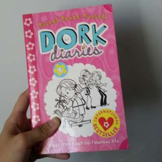Dork Diaries by Russell