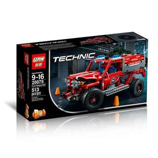 LEPIN 20079 Technic 2in1 First Responder