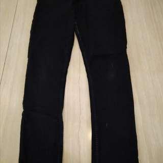 Celana Jeans Hitam H&M