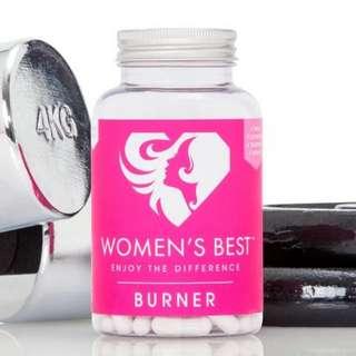 Burner capsules