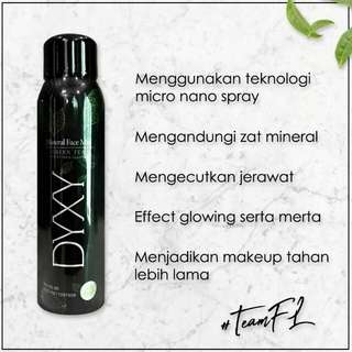 Dyxy GreenTea Facemist