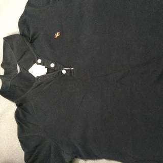 Abercrombie collared top