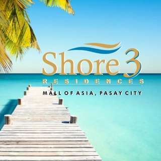 Shore 3 Condominium For Sale Pre Selling RFO near airport moa makati