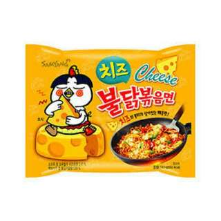 Samyang cheese