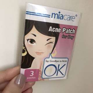 Miacare pimple patch