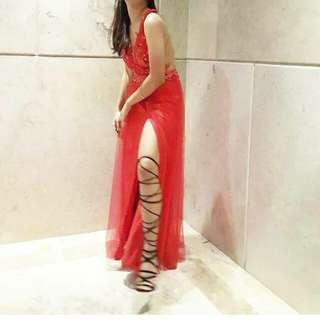 Gown for rent (Cebu)