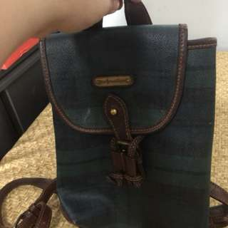 Ralph Lauren back pack