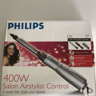 Philips salon Airstylist control