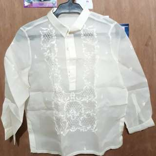 Barong for kids