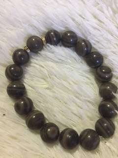 Gray Malachite bracelet