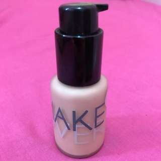 Makeover ultra cover foundation no. 01 (ochre)