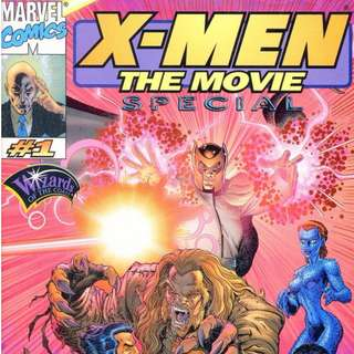X-Men The Movie Special (Wizards of the Coast Edition)