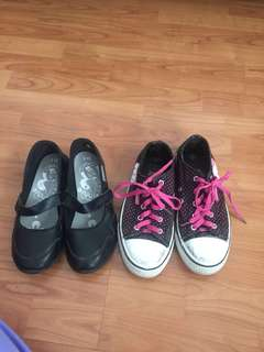 Shoes for kids..both $5