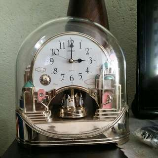 Citizen Quartz Clock