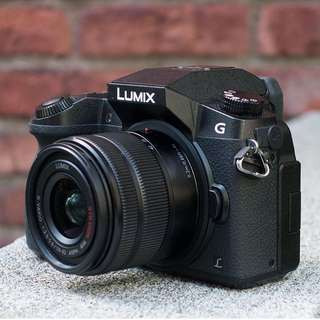 Kredit Dp 10% Panasonic Lumix DMC-G7 Kit 14-42mm - Cicilan tanpa kartu kredit