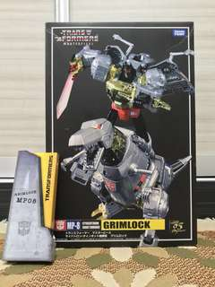 Transformers Takara Masterpiece MP-8 Grimlock
