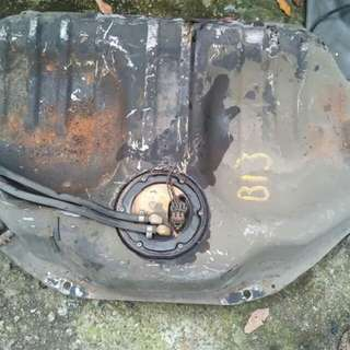 Tank injection b13 N13