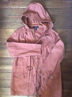 F21 ANORAK-CASUAL JACKET