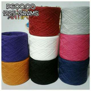 8pcs. mini cake yarn