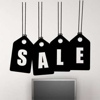 CLEARANCE SALE - ALL CLOTHES DOWN TO IDR 50.000
