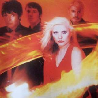 AUDIO CD THE CURSE OF BLONDIE