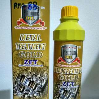 Platinum Oil - Metal Treatment 236ml (Gold/Platinum)