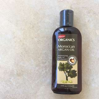 Bench Moroccan Argan Oil