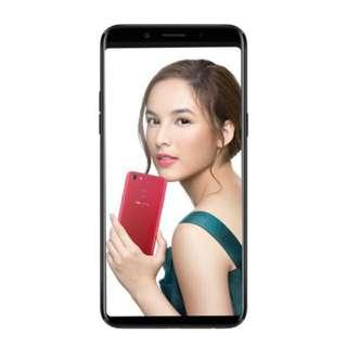 Oppo F5 Smartphone - Black [64GB/6GB] Kredit tanpa dp bunga 0%