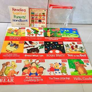 Reading Together Collection (13 books in Ziplock Bag)